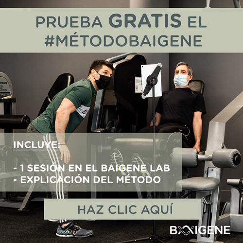 Sesión Gratis Baigene Lab
